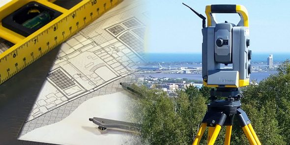 Land Surveying In Civil Engineering